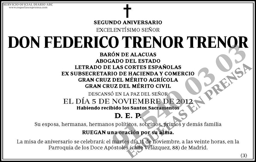 Federico Trenor Trenor